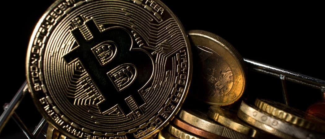 Skaitmeninės valiutos apibrėžimas - Bitcoin - 2021